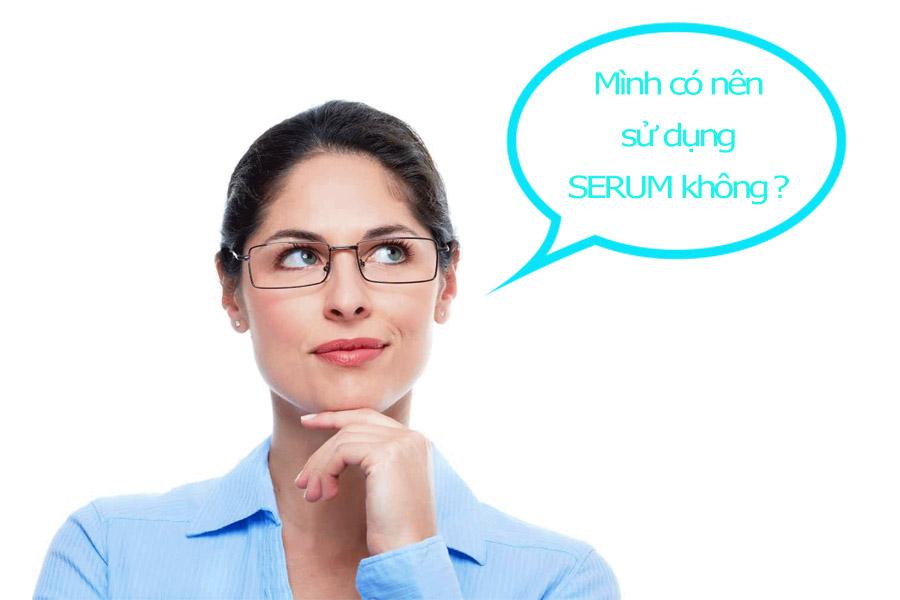 Công dụng của Serum trong quá trình chăm sóc da